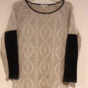 Montaeu Sweater Top